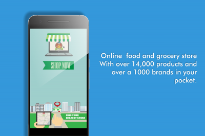 Online Food & Grocery App