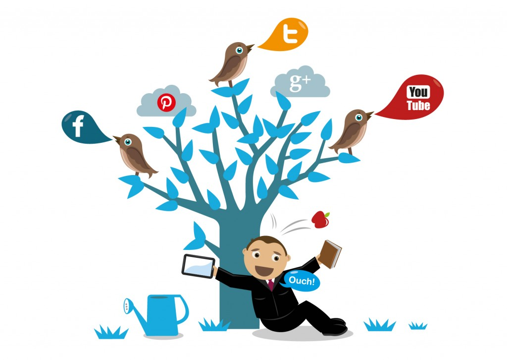 Social-Media Marketing